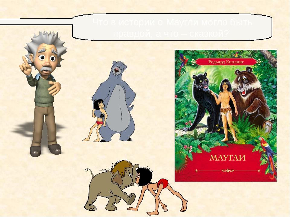 Что в истории о Маугли могло быть правдой, а что – сказкой?