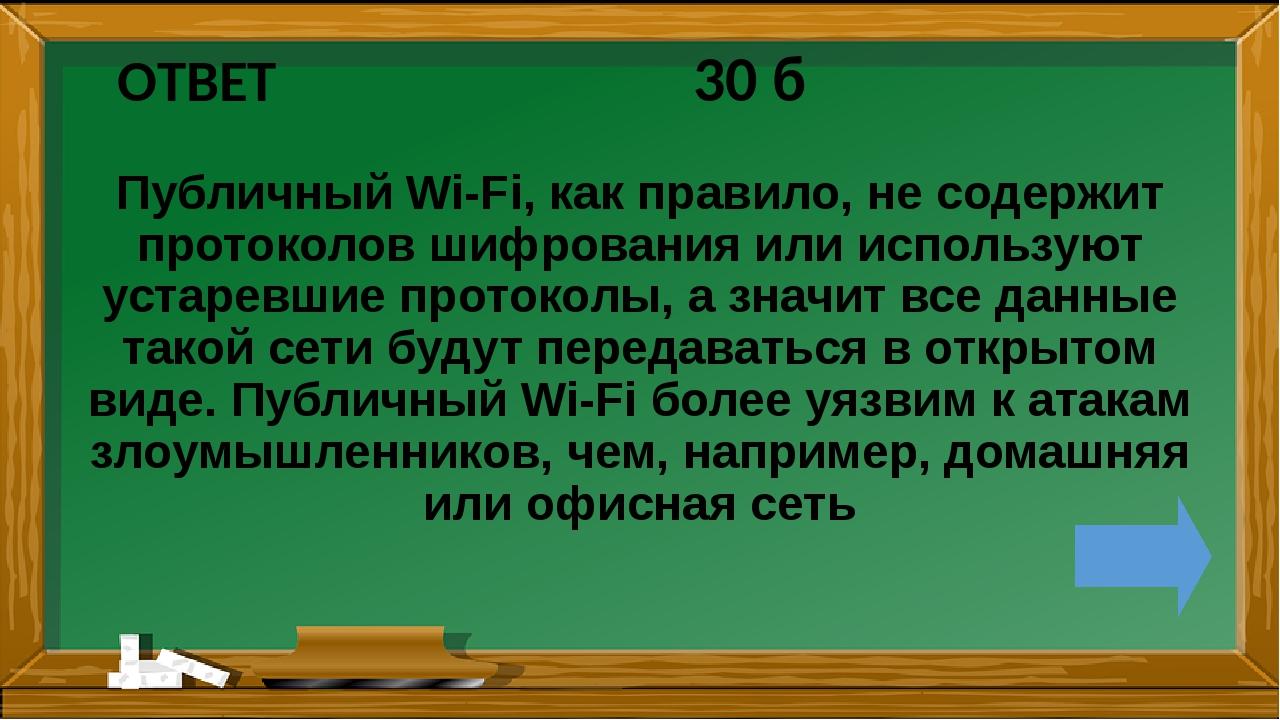 ОТВЕТ50 б те, которые используют уязвимости в ПО с целью навредить ПК