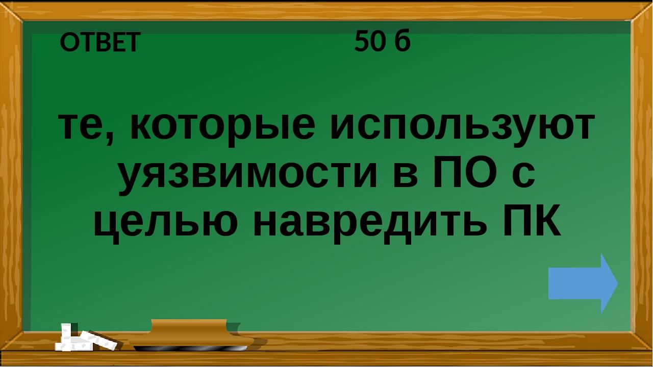 ОТВЕТ40 б IP-адрес