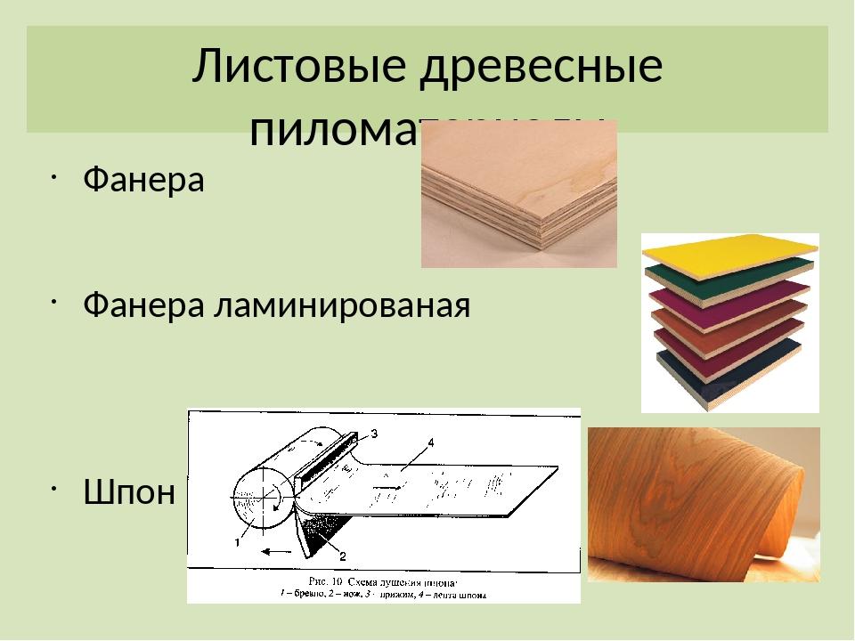 Фанера Фанера ламинированая Шпон Листовые древесные пиломатериалы