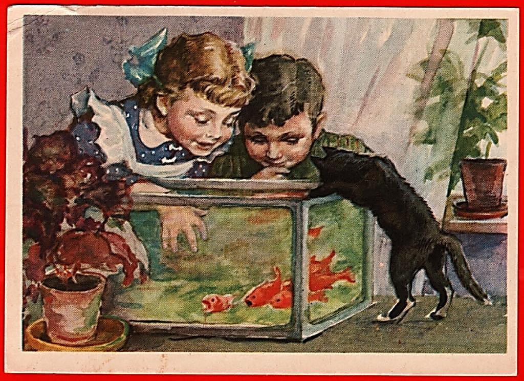 Картинки детские советские