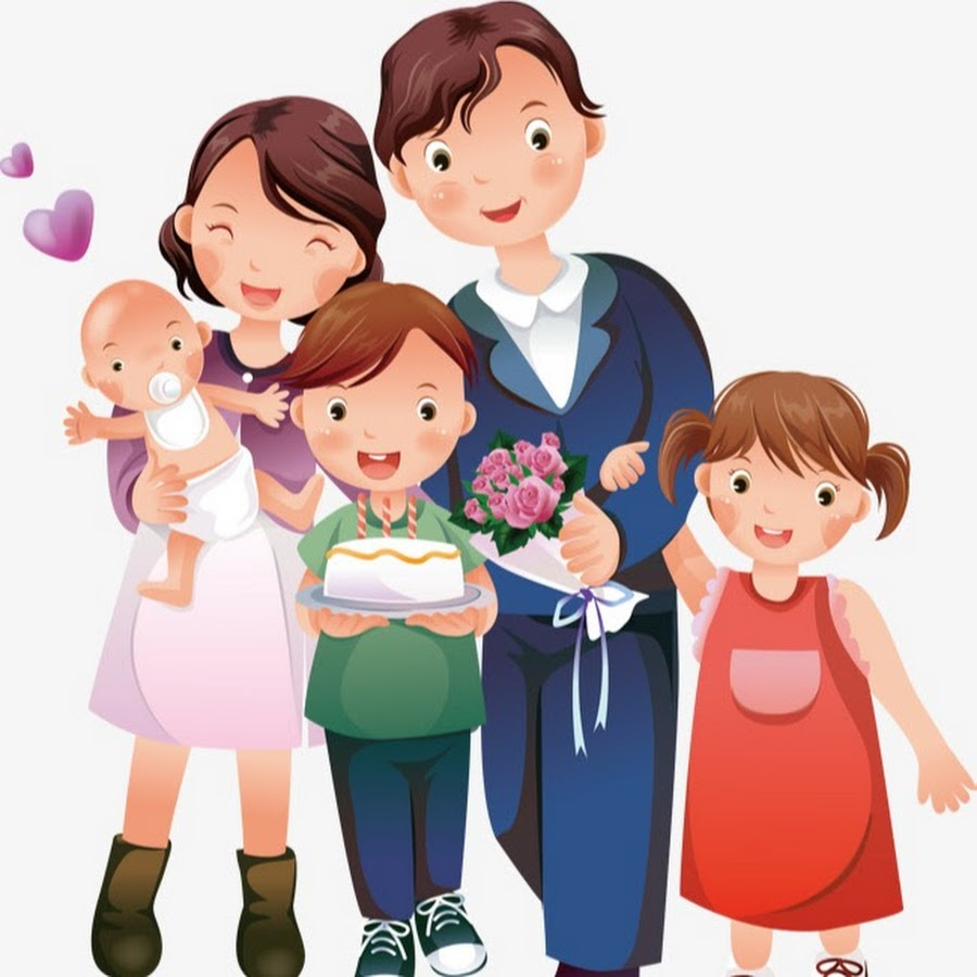 Семья и доу картинки