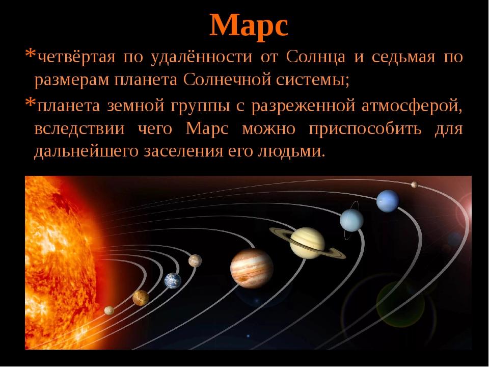 летний планеты по удаленности от солнца фото большими