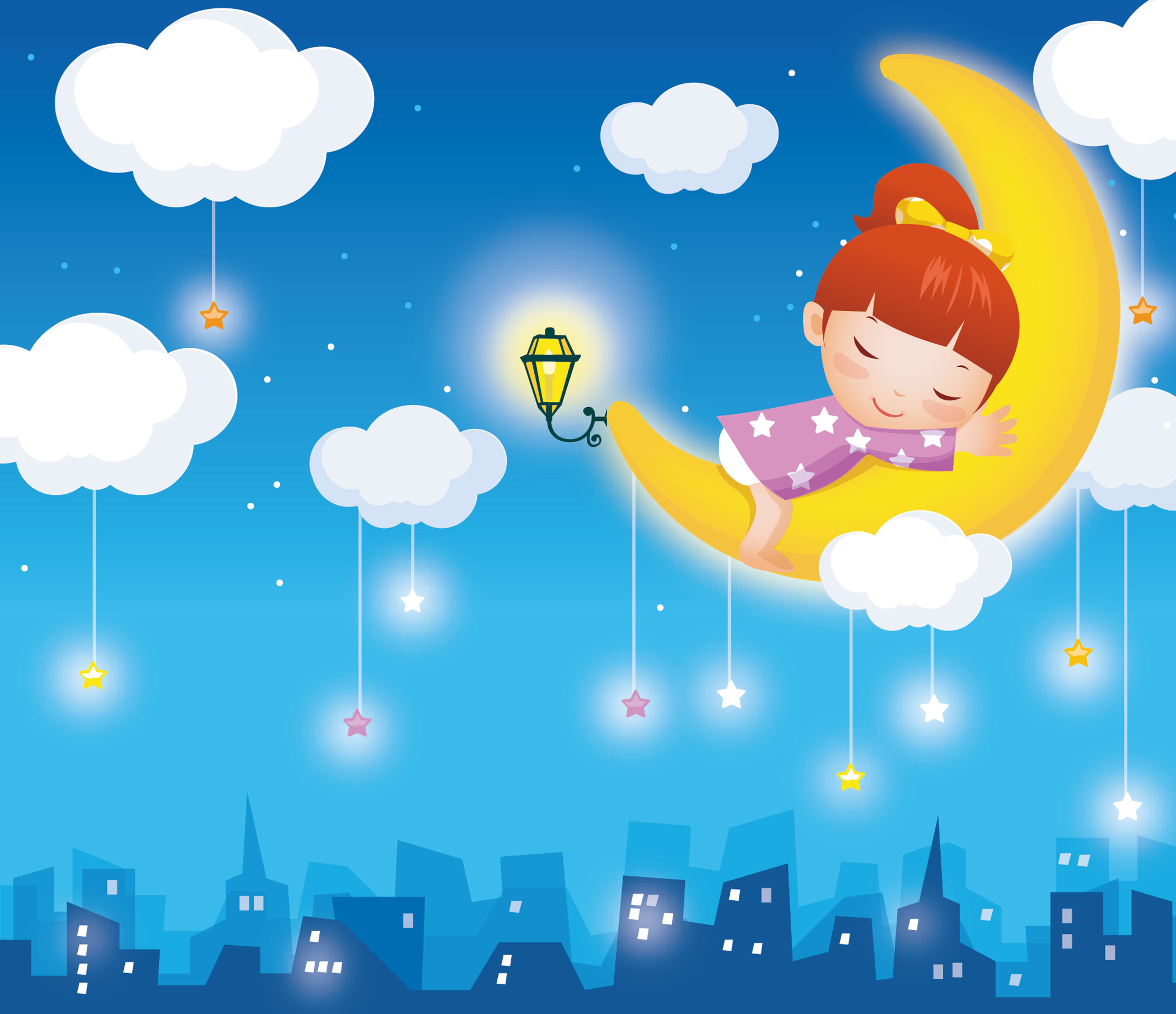 Картинки детские сны