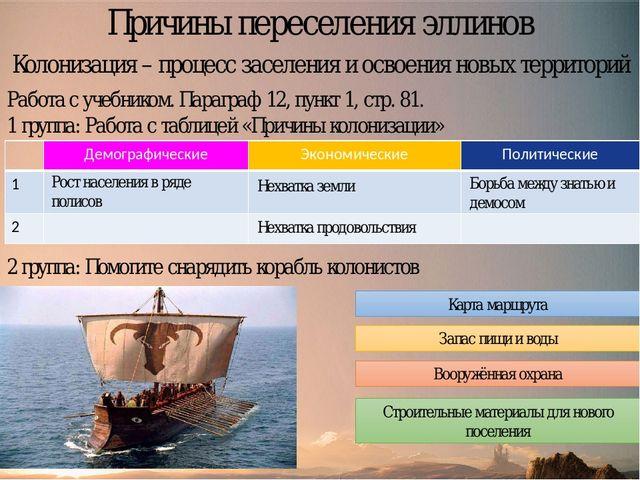 Кубановедение начало древнегреческой колонизации