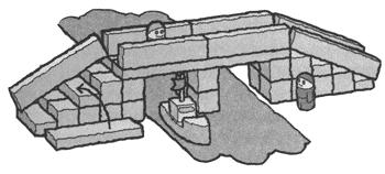 Картинки для детей схема конструирования мостов, крафт бумаги