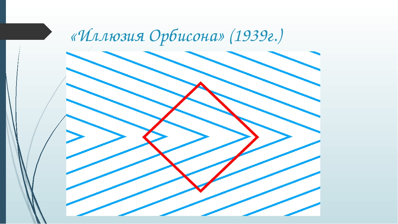 «Иллюзия Орбисона» (1939г.)