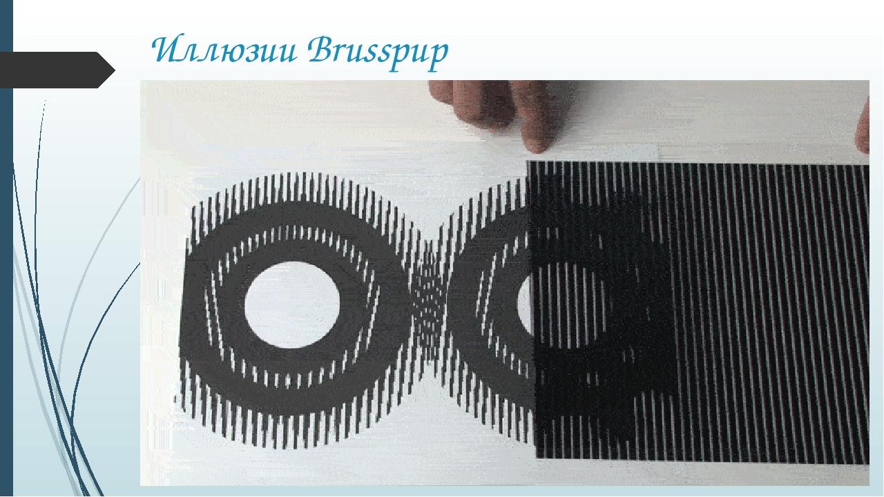 Иллюзии Brusspup