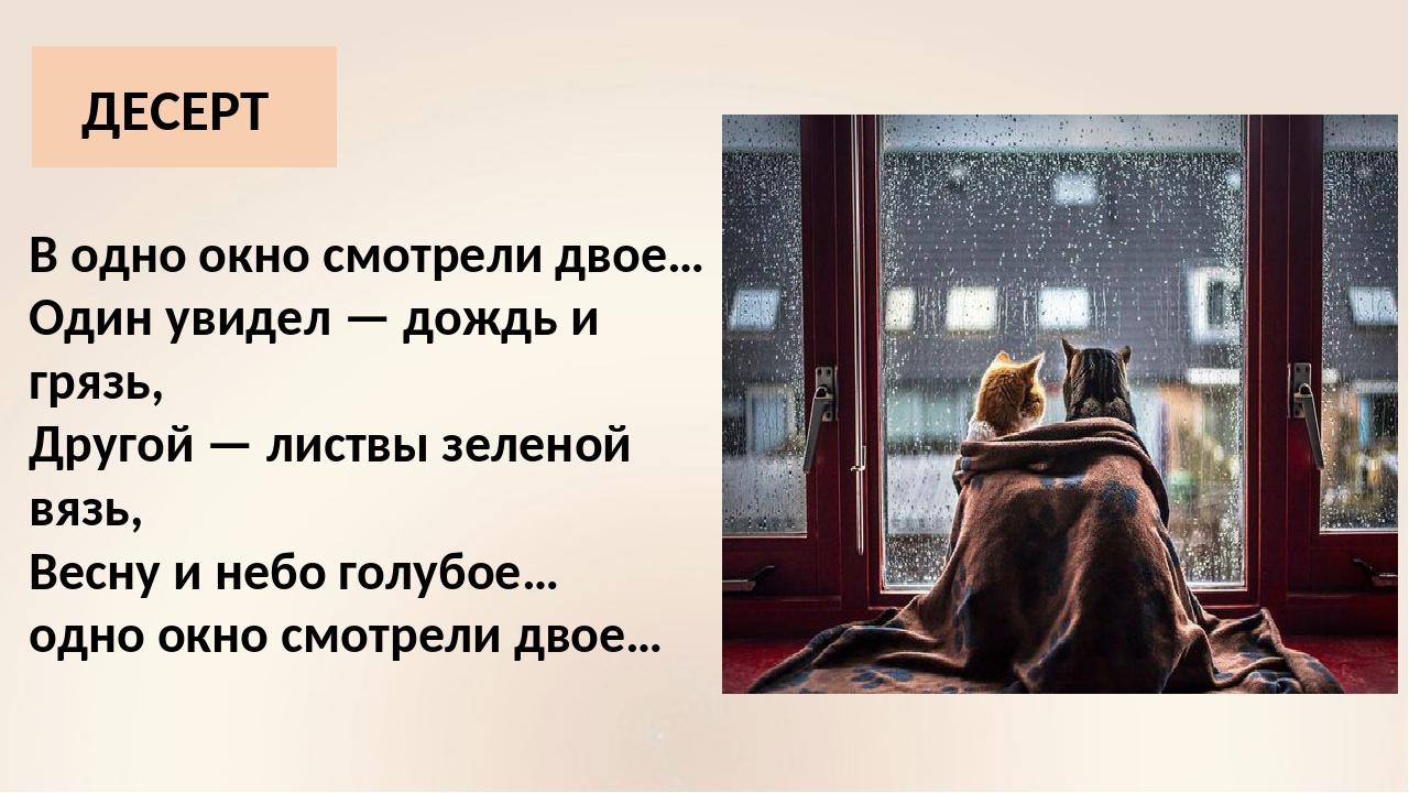 своей фото в одно окно смотрели двое смешные цитаты