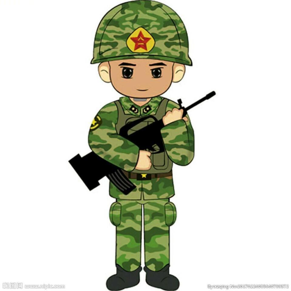 картинки военных солдат с детьми