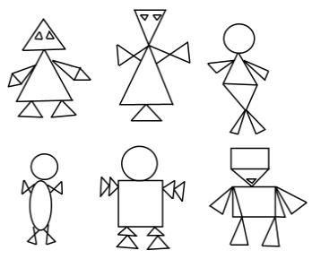 картинки веселых человечков из геометрических фигур так важна дата