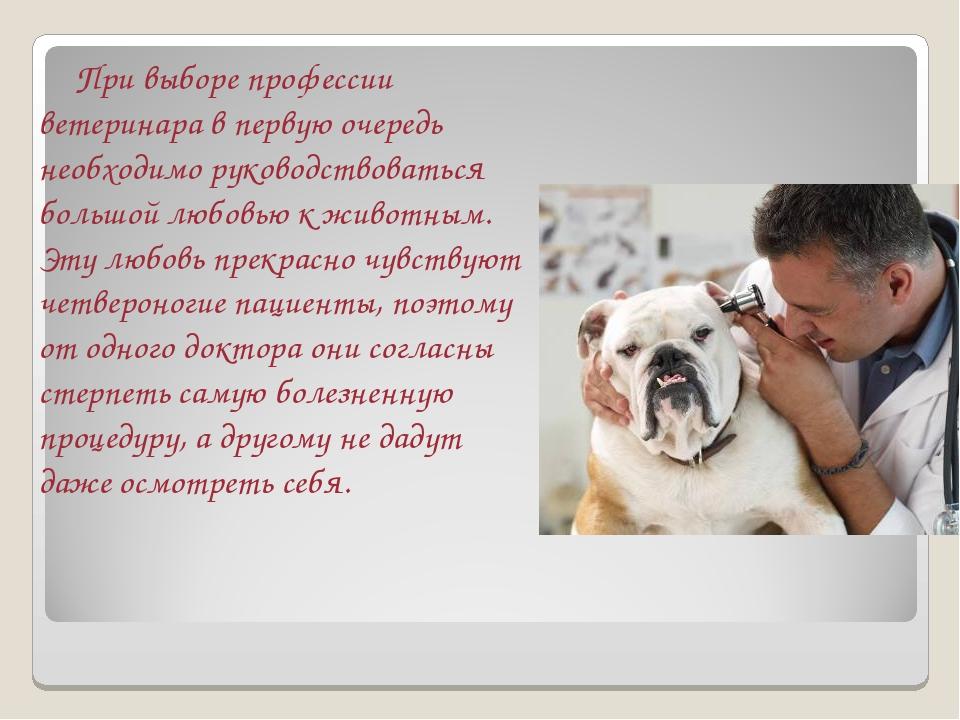 стихи про ветеринаров поздравление родителями мужа