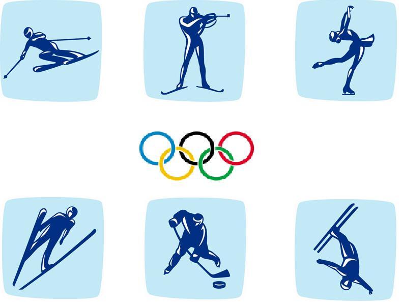 Олимпийские виды вид спорта картинки для детей
