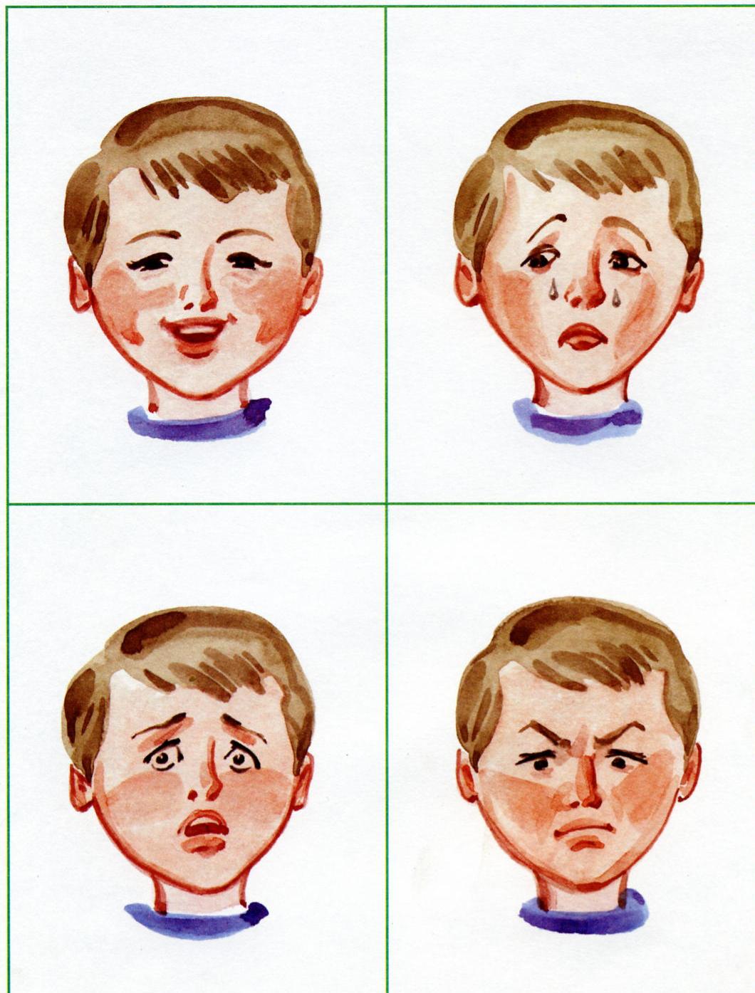 Методика стихи и картинки детям