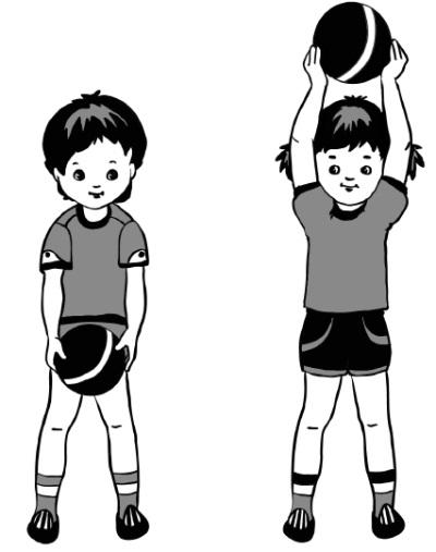 Упражнения для тазобедренного сустава картинки