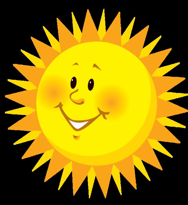Детские картинки солнышко