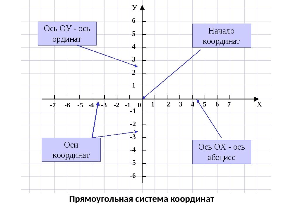 координаты оси для картинки профессиональный