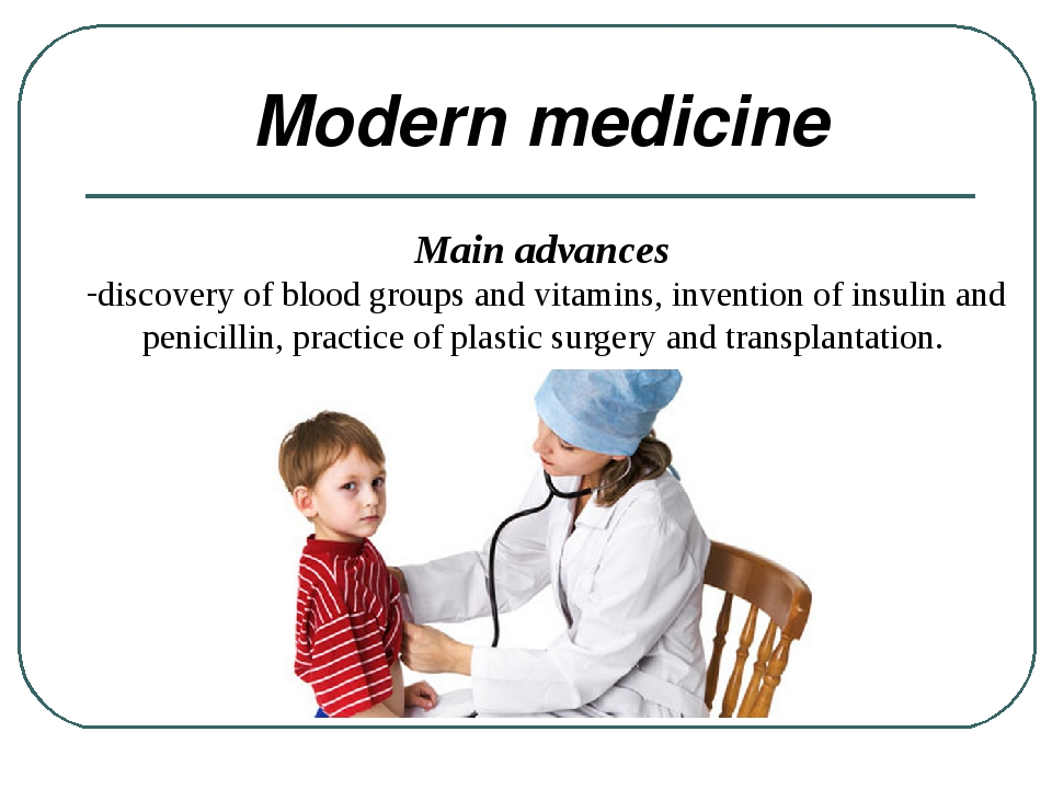 Main advances discovery of blood groups and vitamins, invention of insulin an...