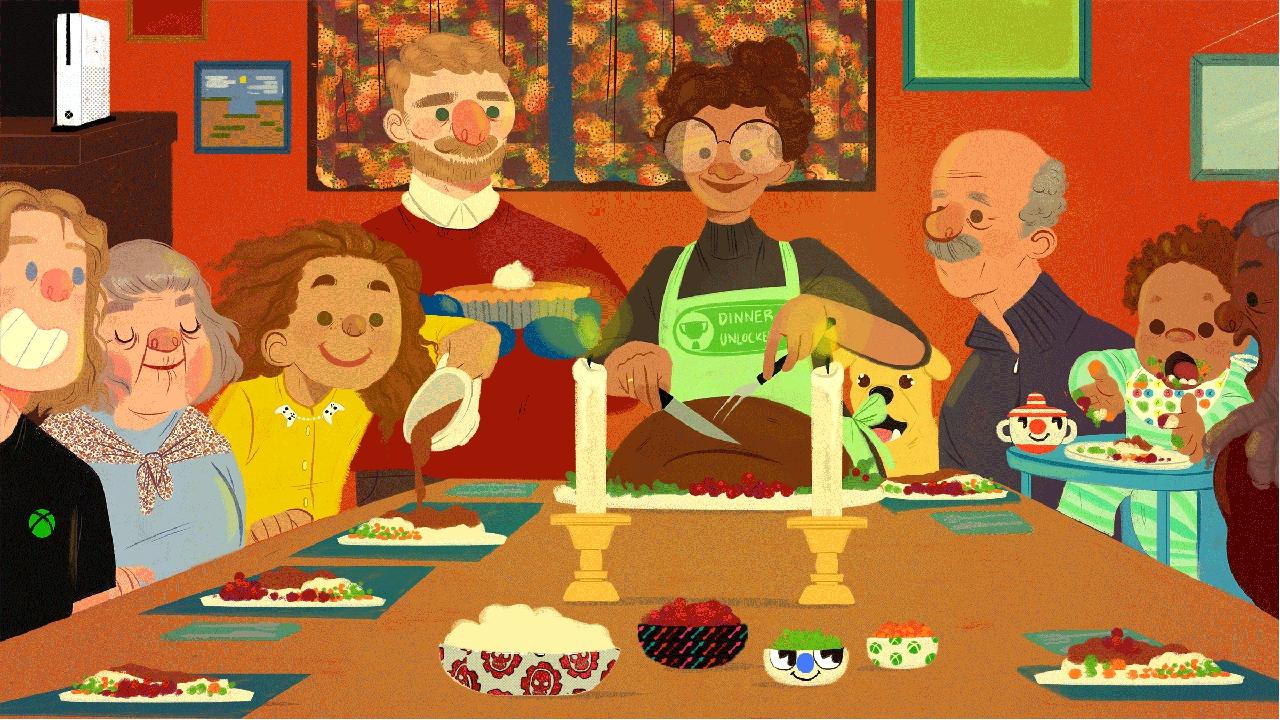 вторые красивые картинки семьи анимационные есть еще один