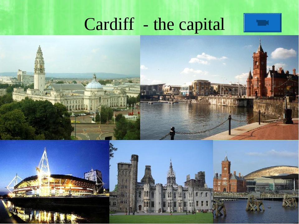 Cardiff - the capital