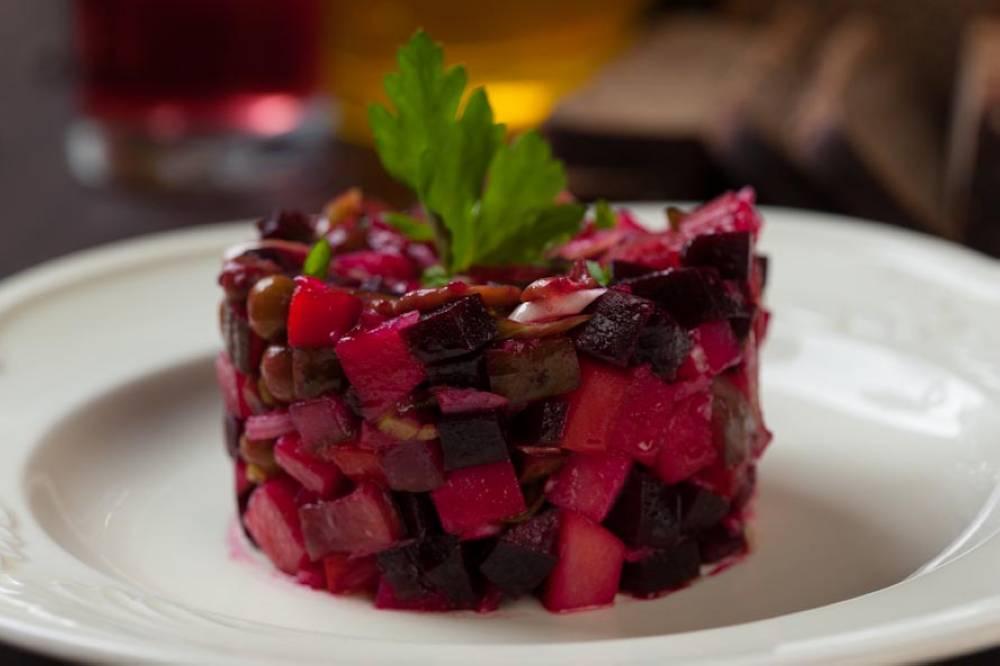 свою салат из вареных овощей рецепт с фото дополнить можете приятными