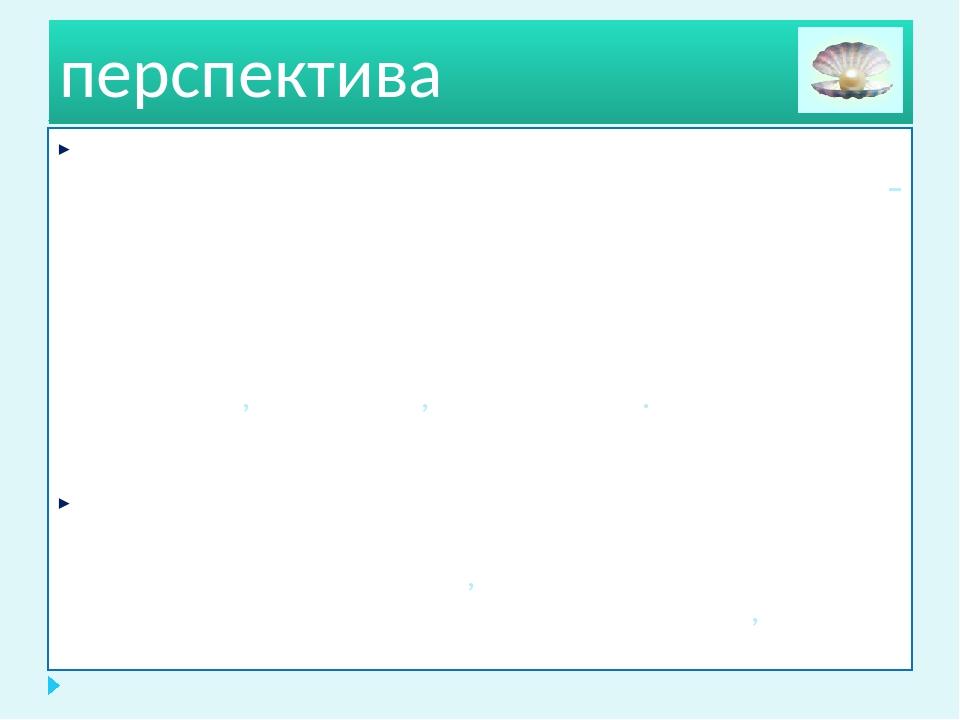 перспектива В перспективе развития использования ИКТ на уроках русского язык...