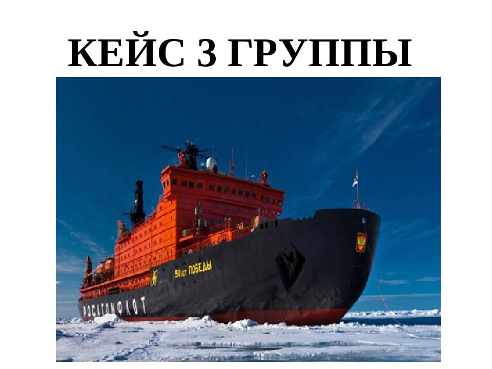 КЕЙС 3 ГРУППЫ
