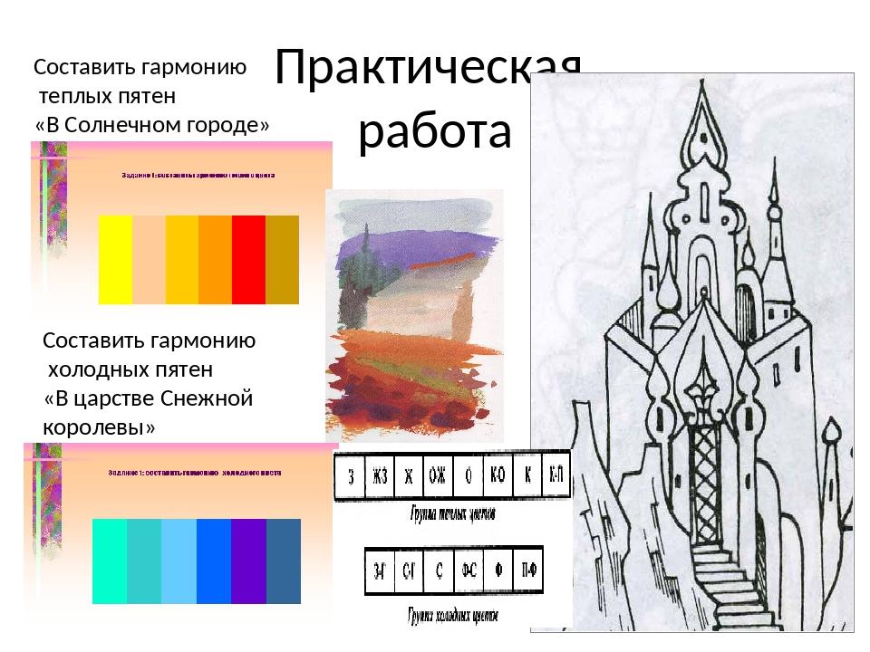 тут рисунок на тему цвет основы цветоведения частью богатой истории