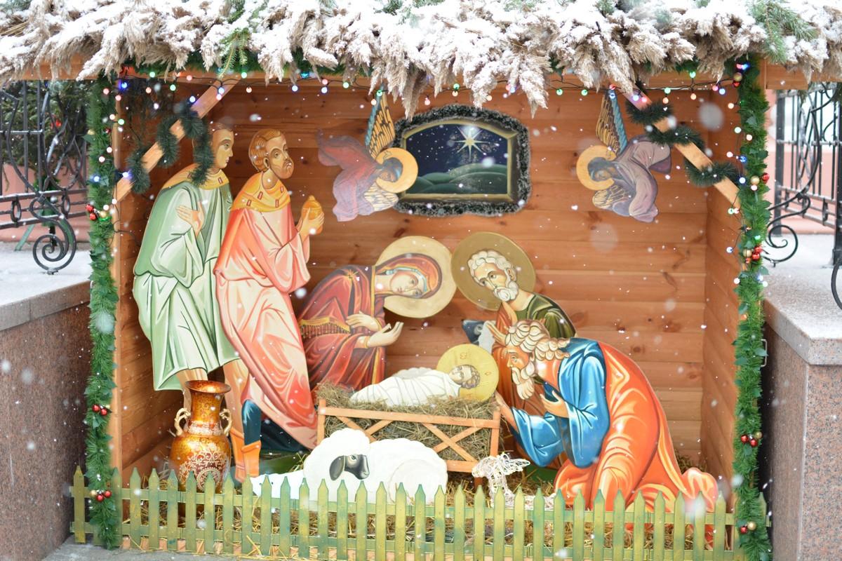 Картинки к рождественскому празднику обрезки