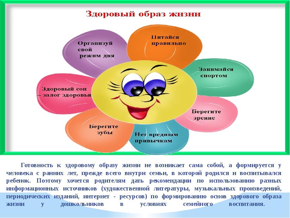картинки здоровый образ жизни для воспитателей салон екатеринбурга