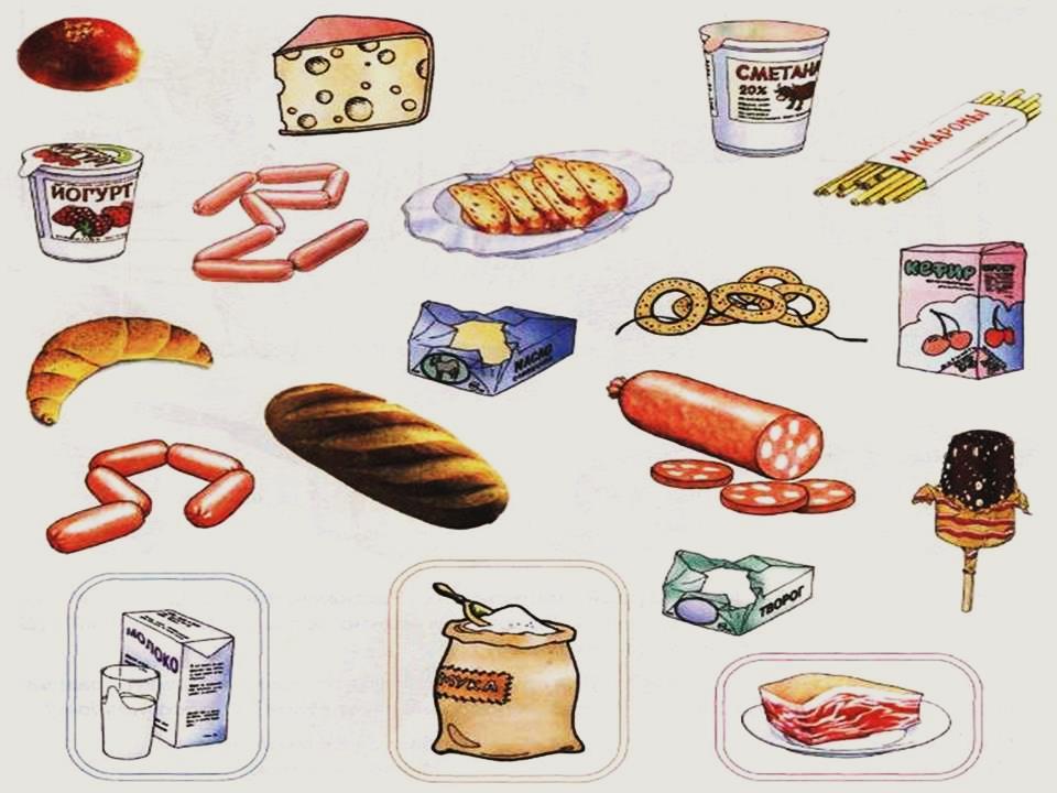 Продукты питания в картинках для детского сада, открытки цветами благодарю