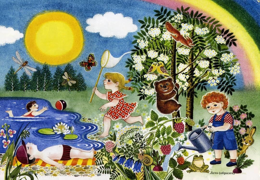 Картинки рисунки, тематические картинки для детей 3-4 лет