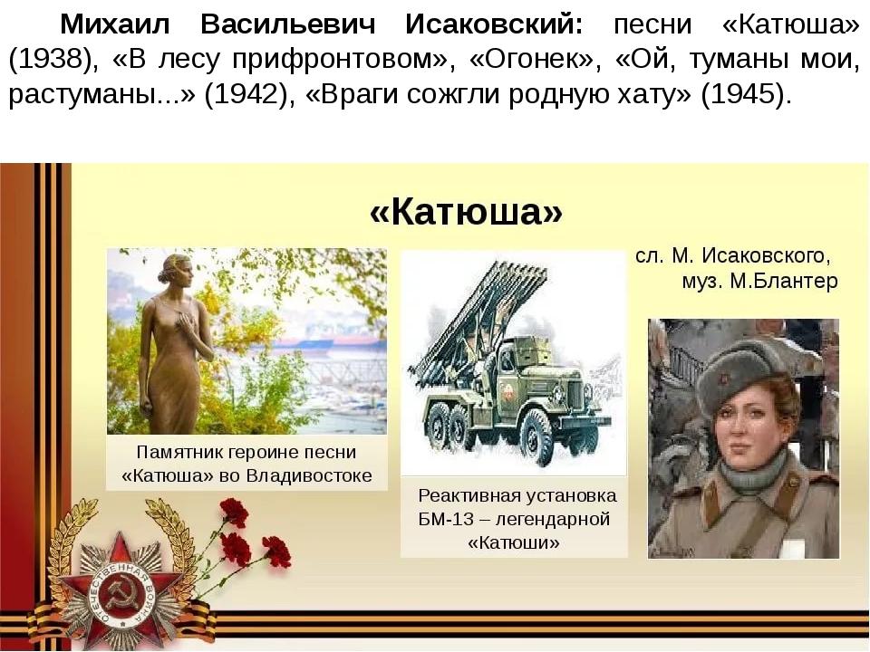 Картинки на тему песни катюша