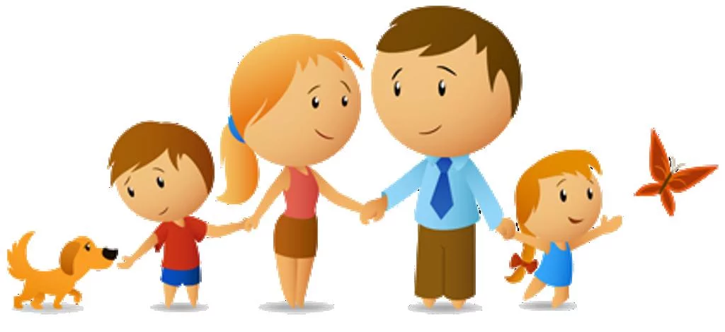 Картинки дети и взрослые для презентаций