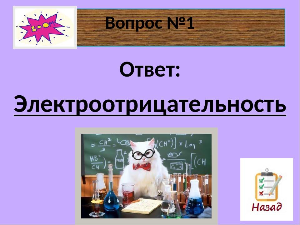 Соль хлорноватой кислоты. Вопрос №3