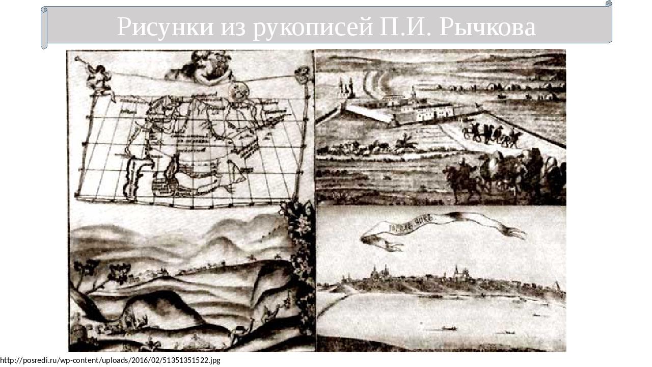 Путешествие Рычкова: 1769‒1770 г. | 720x1280
