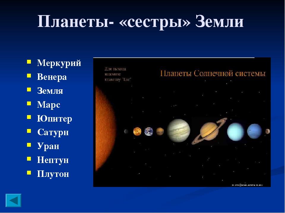 Солнце Это звезда, раскаленный газовый шар. Центр солнечной системы, в котору...