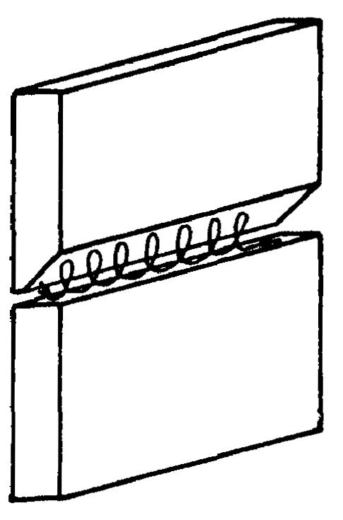 горизонтальные швы картинки толстом каблуке платформе