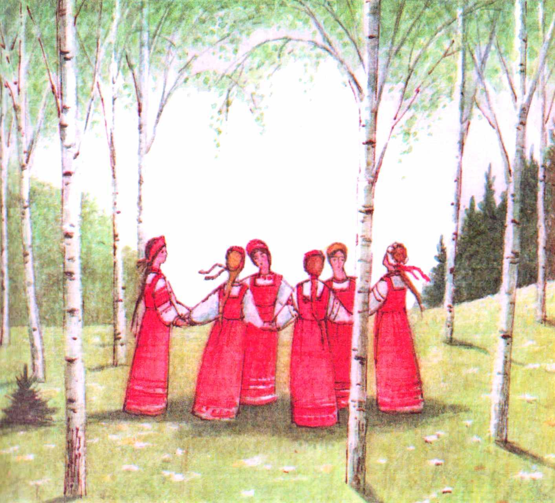 Картинки хороводные игры в картинках