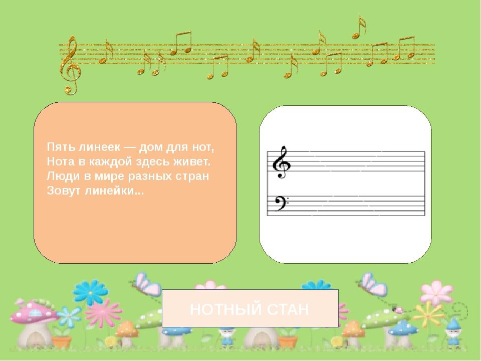 Картинки домик для нот