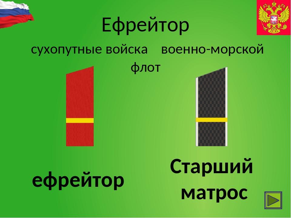 Лейтенант сухопутные войска военно-морской флот Нарукавные знаки различия лей...