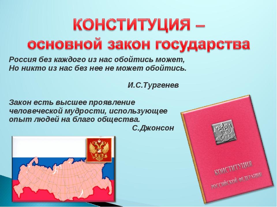 Конституция с картинками в честь двадцатилетия