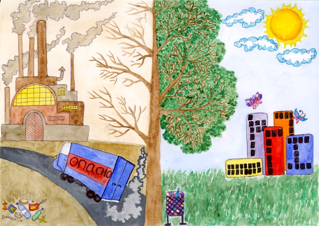 Картинки тему на окружающею среду
