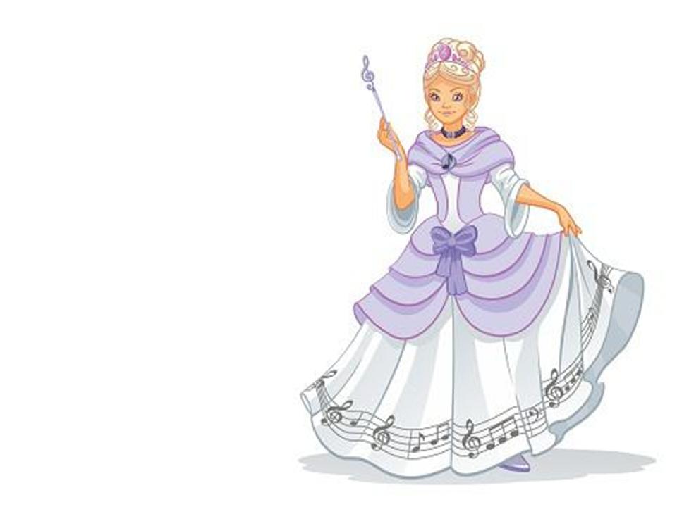 красотка рисунок фея музыки для торговли