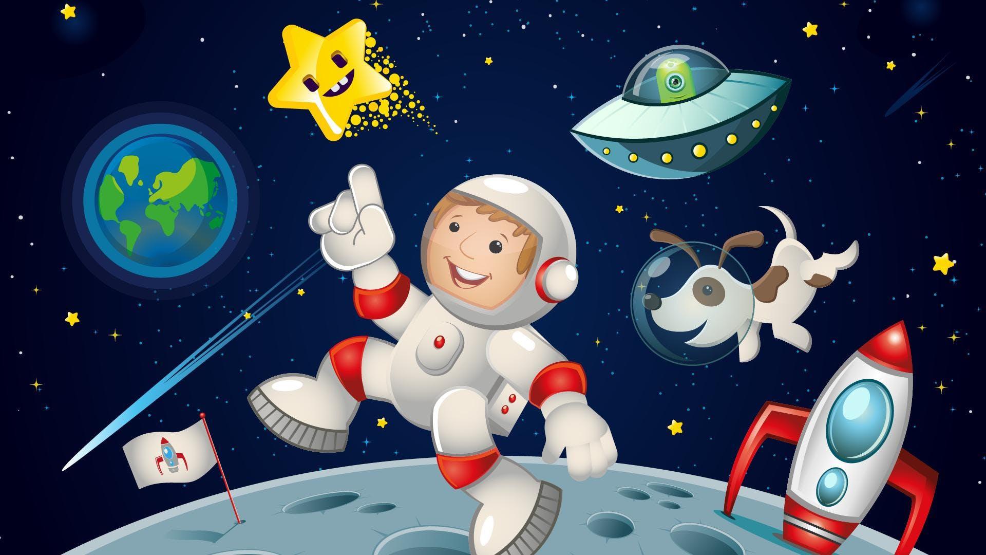 все картинки на тему космос для