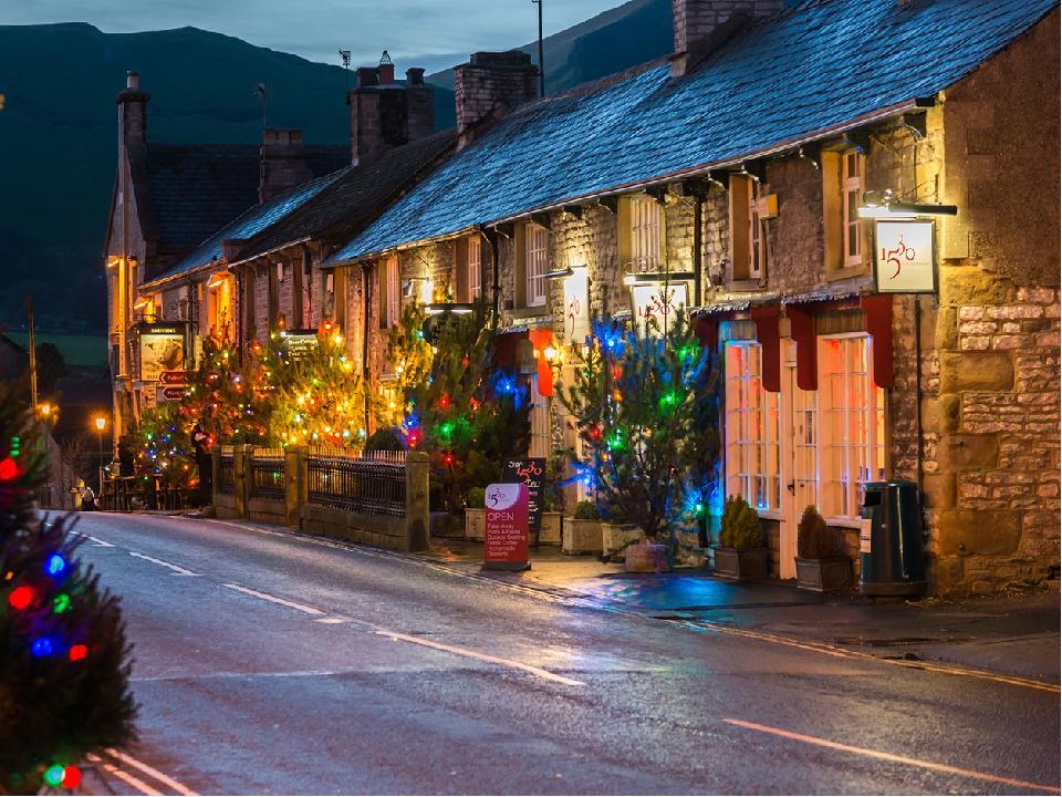 Рождество а англии картинки