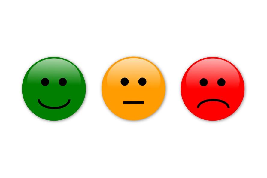 Смайлики настроения картинки для детей распечатать красный зеленый желтый