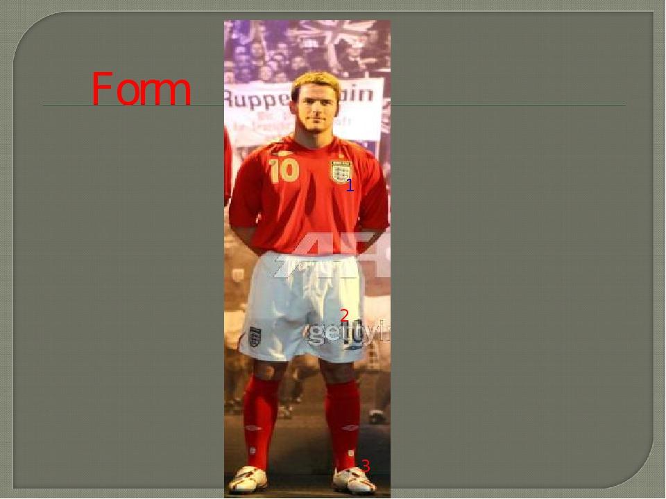 Form 1 2 3