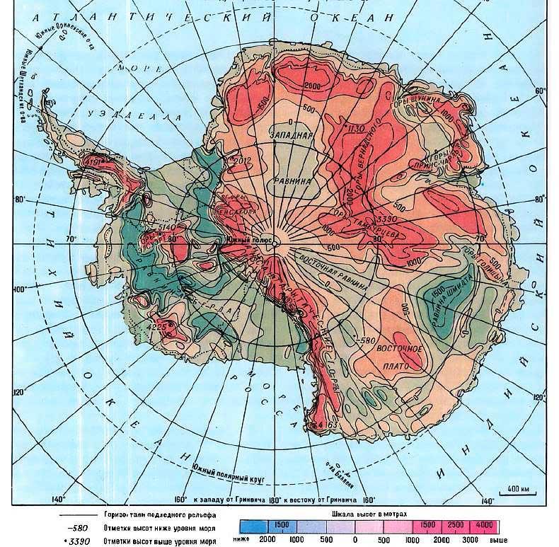 физическая карта антарктиды фото пользуются популярностью