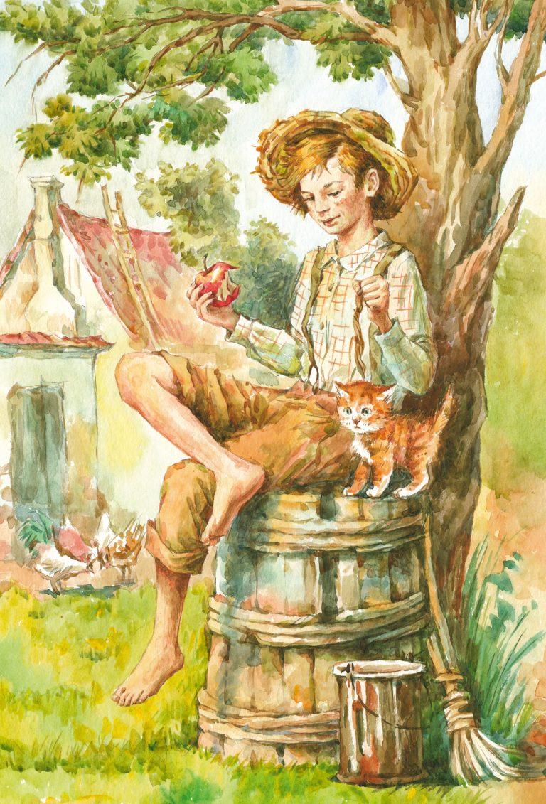 Картинки м твен приключения тома сойера